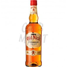 Old Nick Gold Rum Carribbean 1L 37,5%