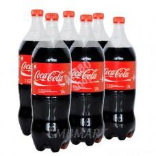 Coca Cola 1.5 Lt, 1 box.