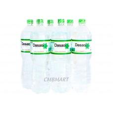 Dasani drinking water 1500 ml. Price per 6 Bottles