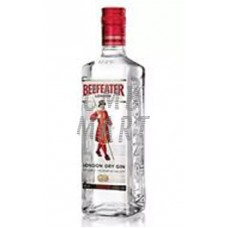 Beefeater dry gin. 1L