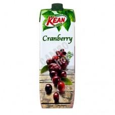 Kean Cranberry juice 1 Lt x 12 pc