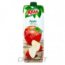 Kean apple juice 1 lt, 1 Box 12 pc