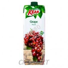 Kean Grape Juice 1 L, Price per 1 box 12 pc