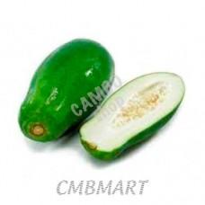 Papaya green 1 ps. Price 1 kg.