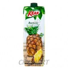 Kean pineapple juice 1 Lt 12 packs per box
