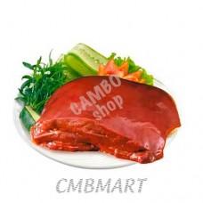 Pork liver 0.5 kg