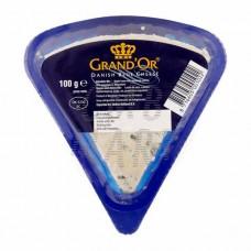 Grand'Or Danish Blue Cheese 100 gram
