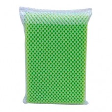 Sponge for washing dishes in a grid 10.5 x 7 cm Price for 1 piece