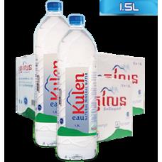 Kulen Natural Mineral Water. (1500 ml x 12 bottles)
