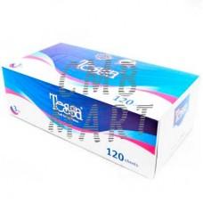 Tessa Soft Facial Tissue 3 Ply 120 Sheets