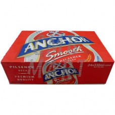 """""""Anchor"""" beer can 330 ml 1 box 24 cans"""