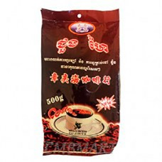 Ground coffee Hai Cambodia 500 gr