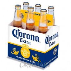 Corona Extra. Beer 355 Ml  6 bottles