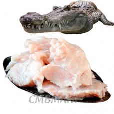 Crocodile fillet. 0.5 kg