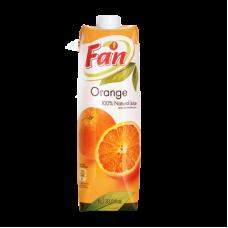 Fan Orange Juice 1 Lt