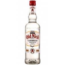Old Nick White Rum Carribbean 1L 37,5%