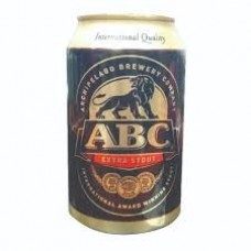 ABC beer can 330 ml