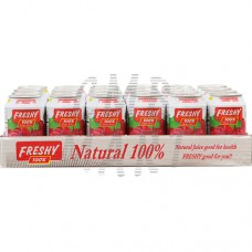 Freshy Grape Juice can 330 ml 24 cans