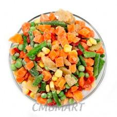 Mixed Vegetables Frozen 1 kg