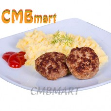 Chicken cutlets with mashed potatoes 400g