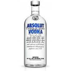"Vodka ""Absolut"" 0.75"